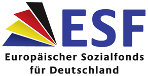 gefördert durch ESF