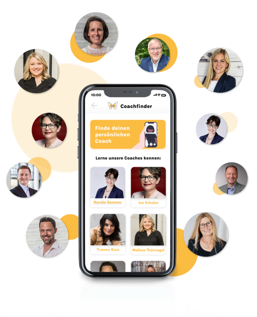 Mentor App und Coaching Preview